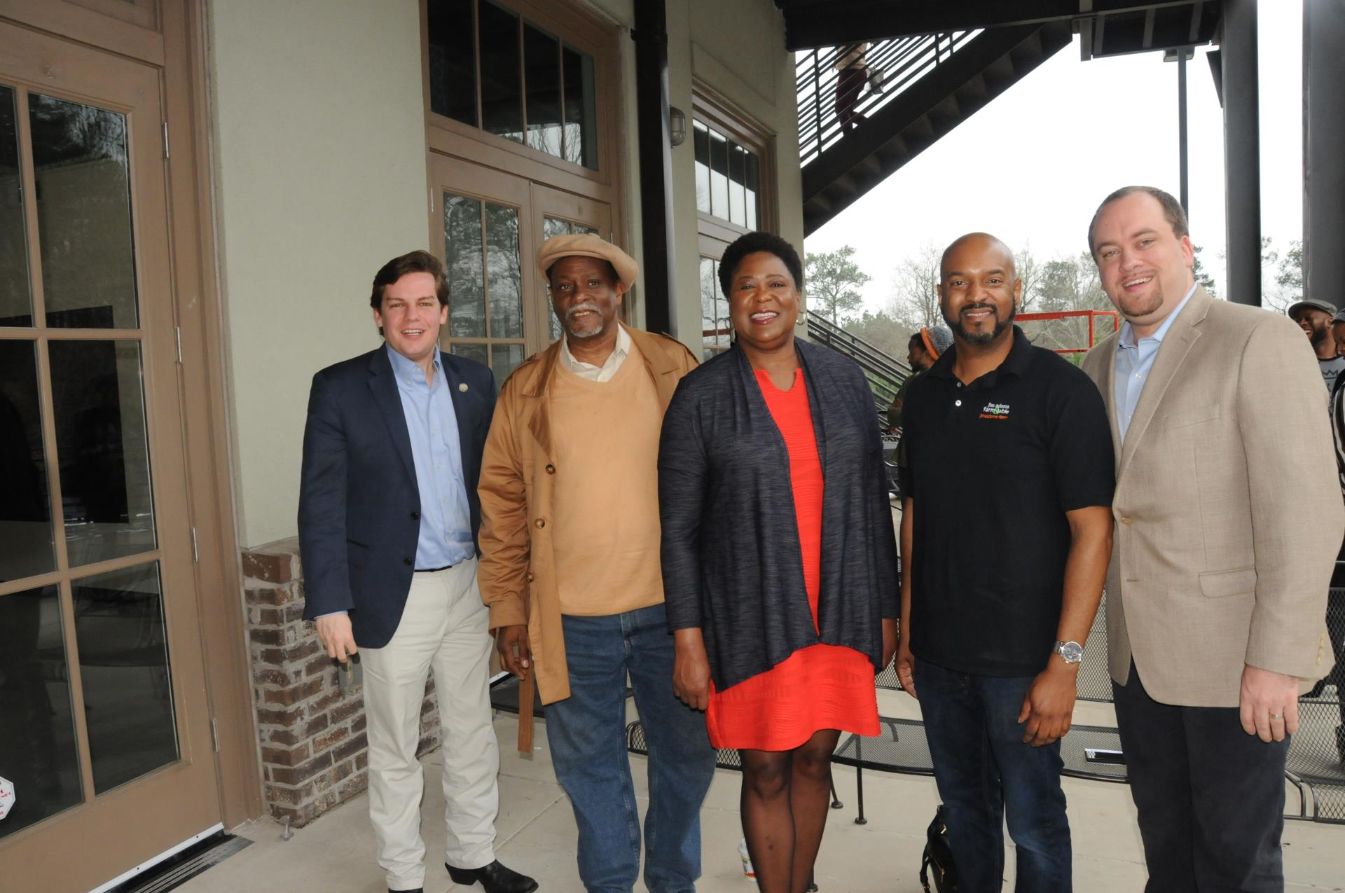 Atlanta City Council in the community